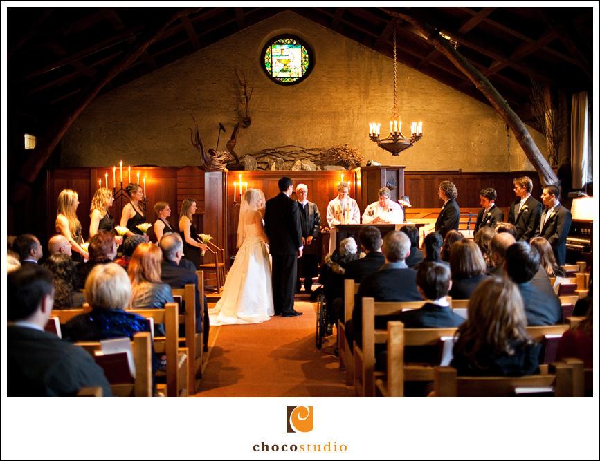 Swedenborgian Church Wedding