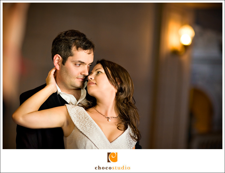 San Francisco City Hall Wedding – Ksusha and Vova. A Sneak Peek.