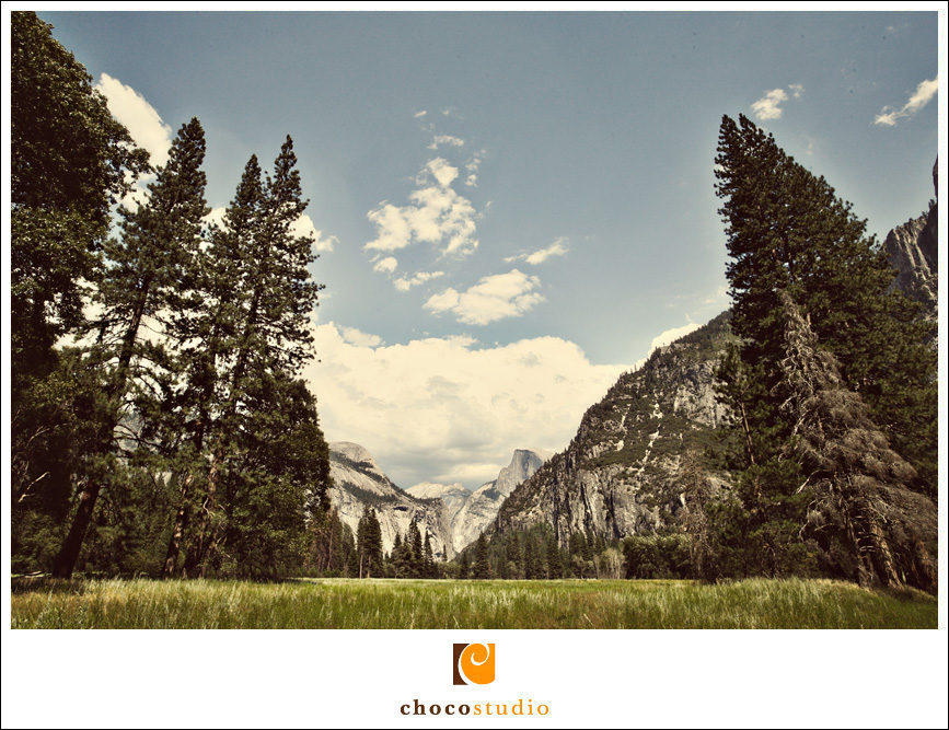 Yosemite Valley Floor