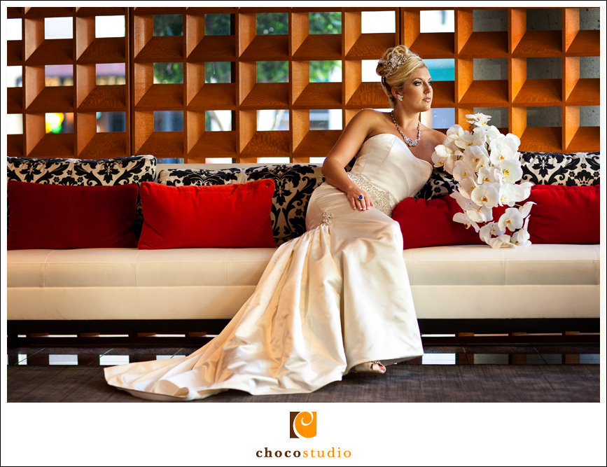 Badley Mishka Wedding Dress Photo