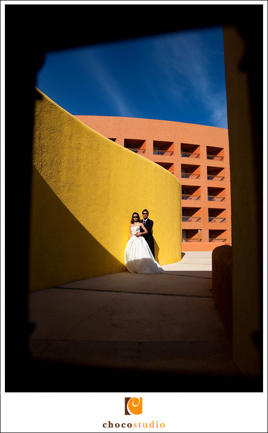 Los Cabos Wedding Photographers at the Westin