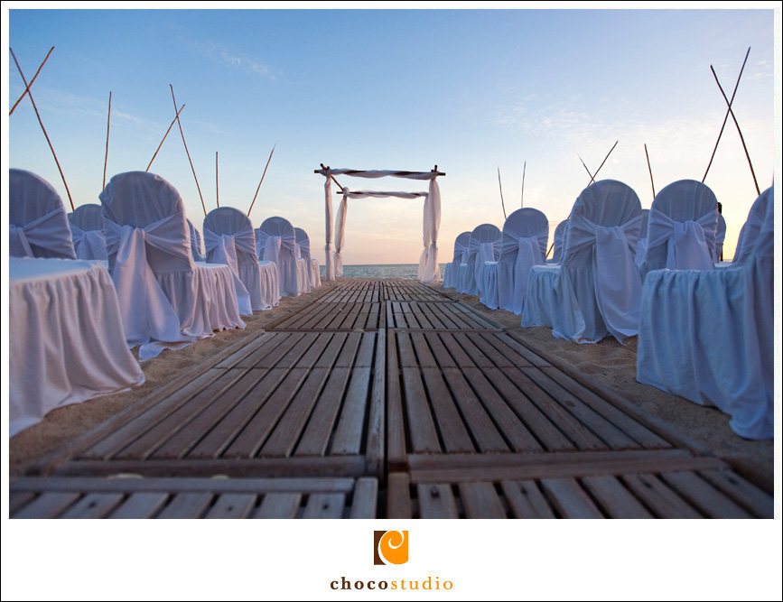 Beach Ceremony in Los Cabos