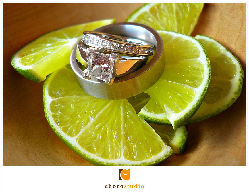 Mexico wedding rings