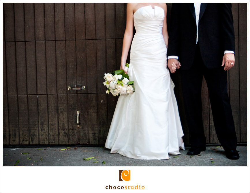 Tiburon Wedding Photo