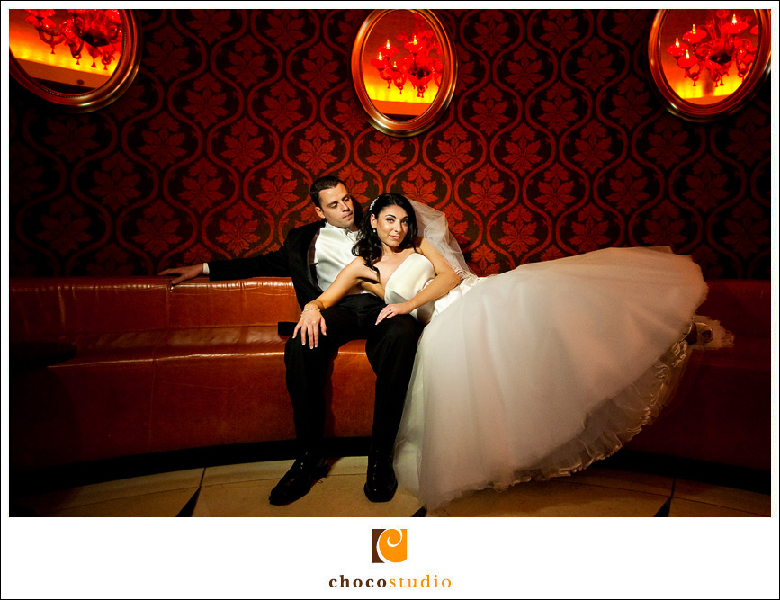 San Francisco The Westin Wedding Photo