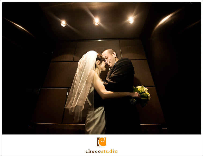 Wedding Photo at Santana Row