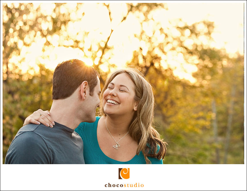 South Bay engagement session