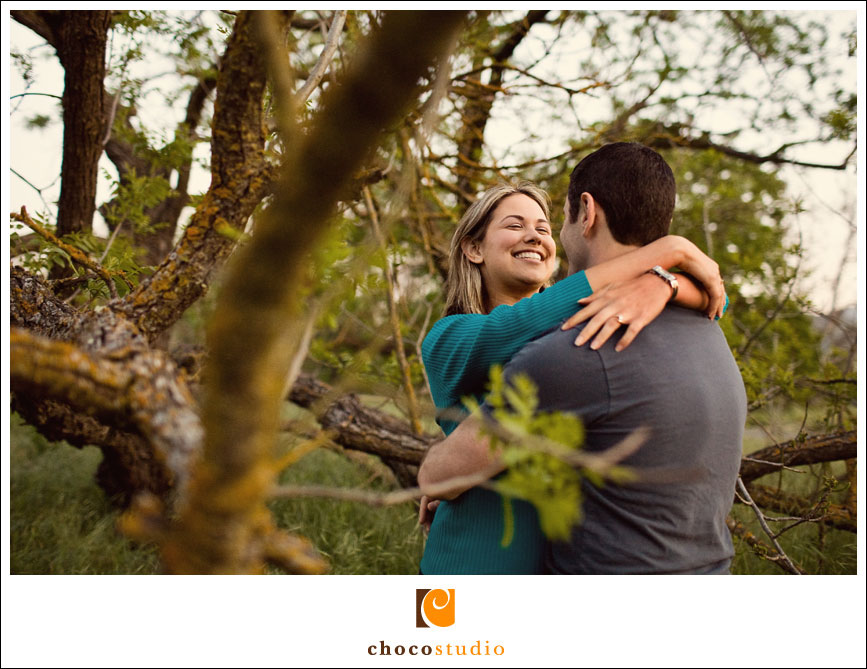 San Jose engagement session