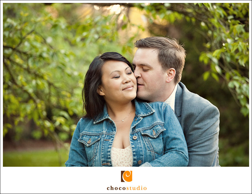 Engagement Session in Golden Gate Park