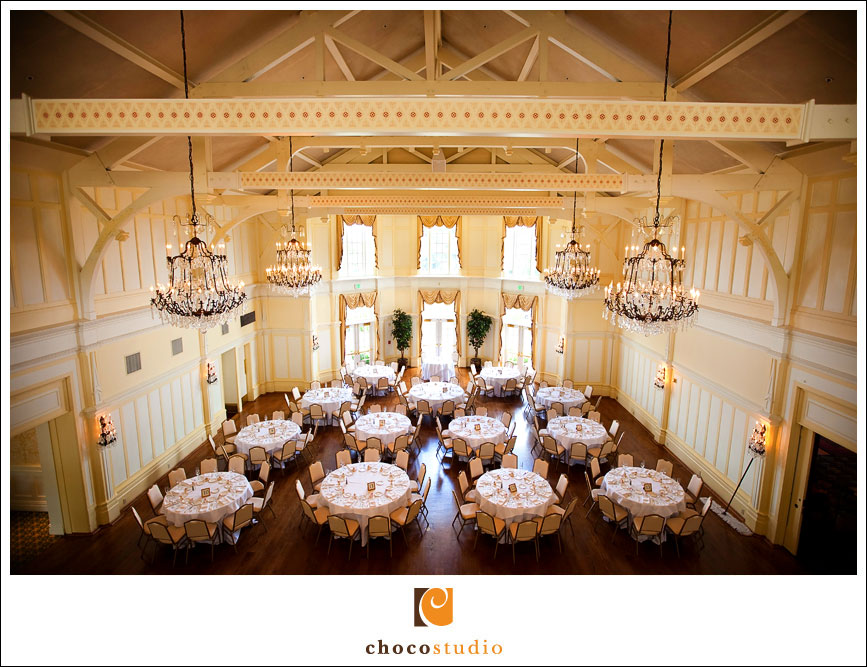 Peninsula Golf Country Club Wedding Reception