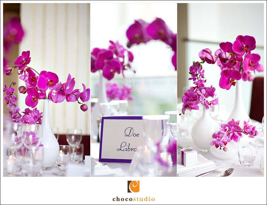 Wedding Details at Rotunda at Neiman Marcus