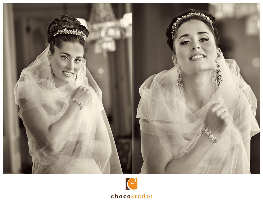 Creative photos of Bride