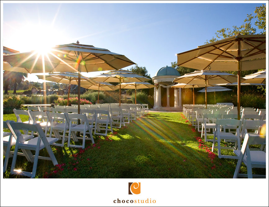 Silver Creek Valley Country Club Wedding Ceremony