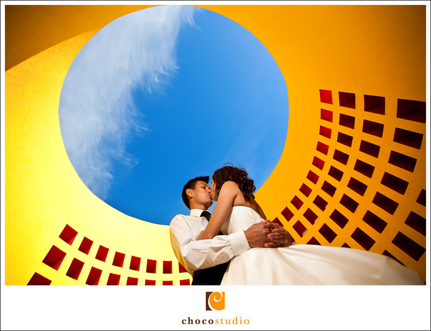 Wedding photography in Westin Mexico