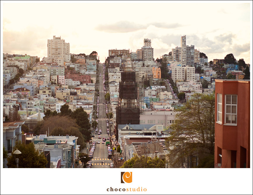 Landscape photo of San Francisco North Beach