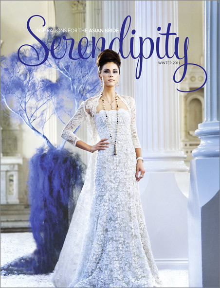 Serendipity Magazine Wedding
