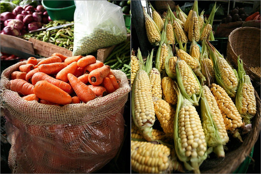 Colombia vegetables