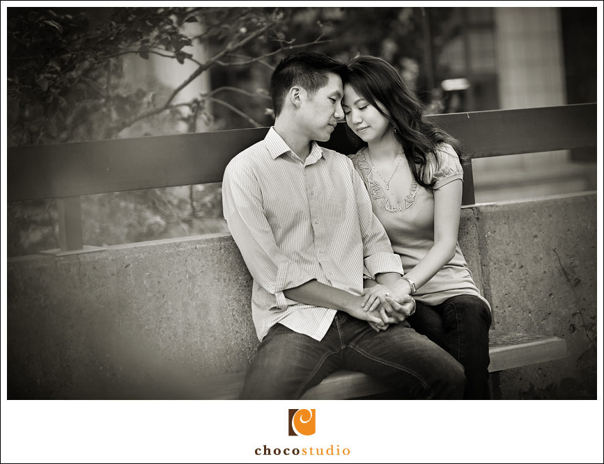 Berkeley Engagement Photography