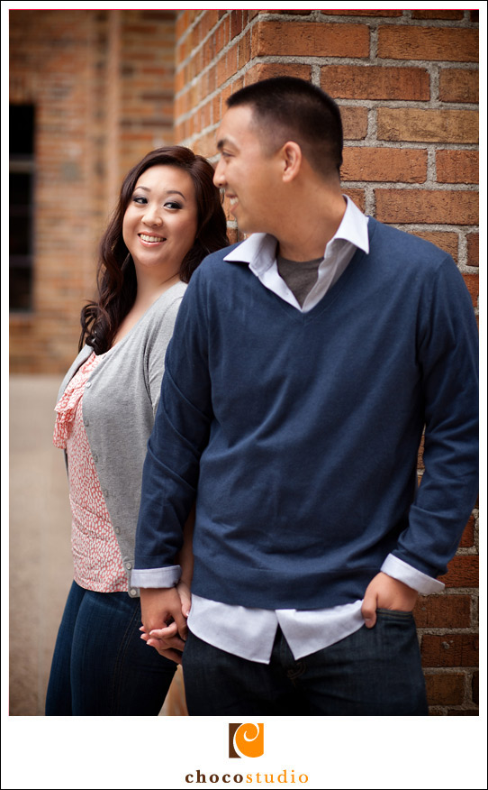 Embarcadero Engagement Session Photography