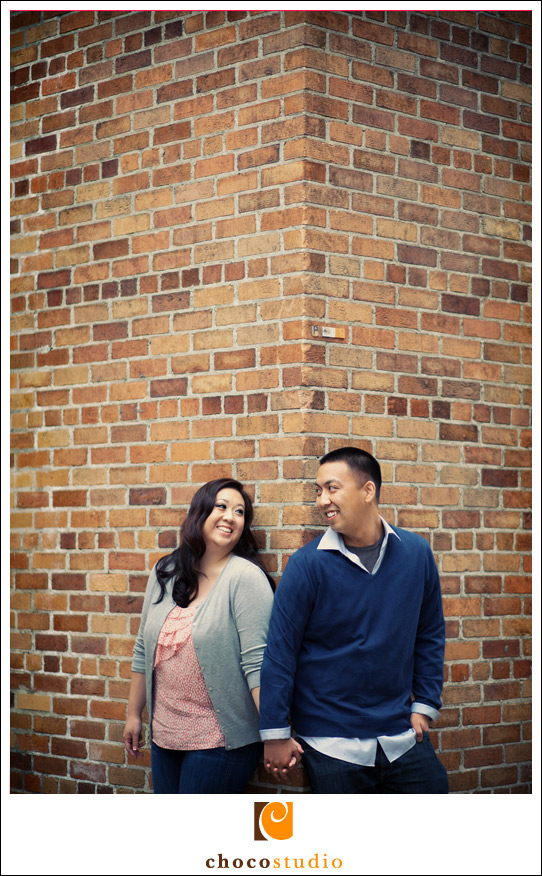 Embarcadero Engagement Session Pictures