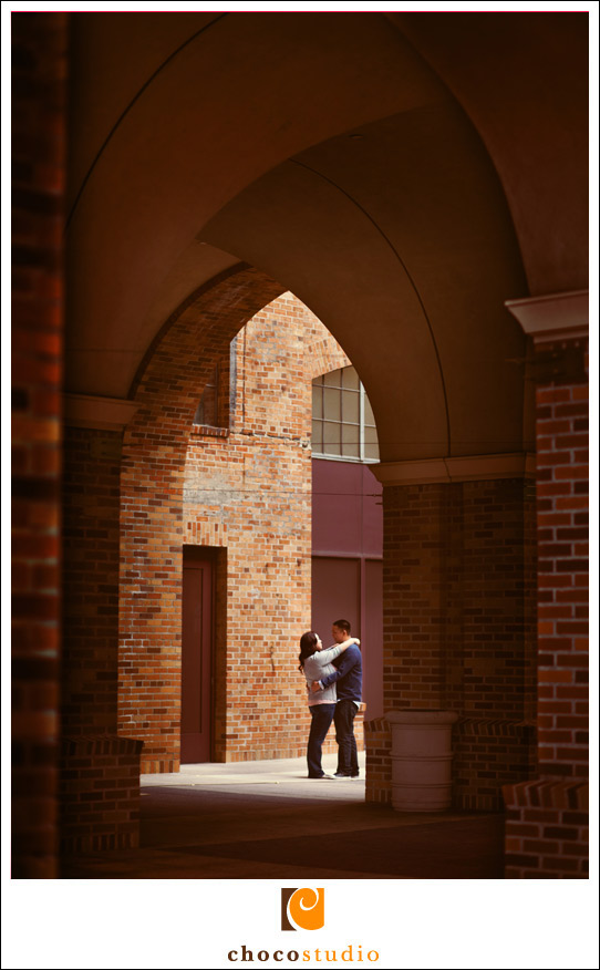Embarcadero Engagement Session