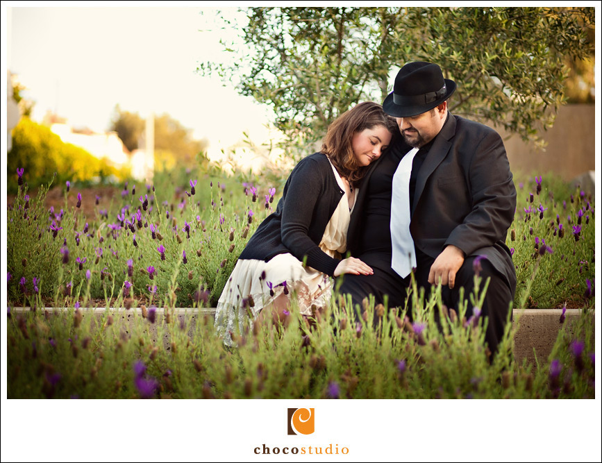 Palace of Fine Arts Engagement Photography