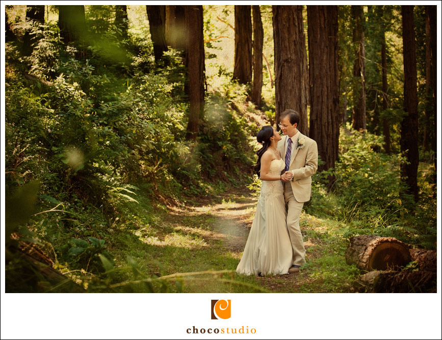 Ralston White Retreat Wedding Photographer