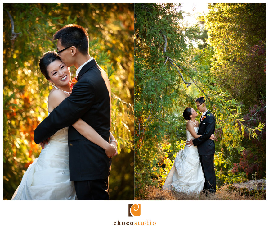 Montalvo Arts Center wedding