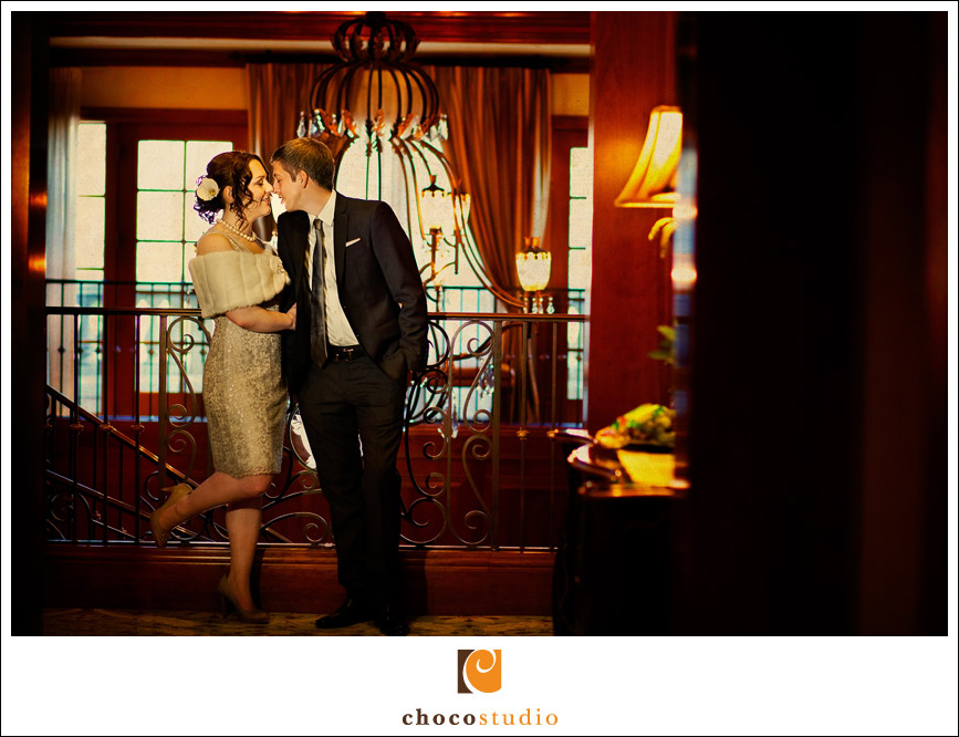 Wedding at The Rose Hotel and Casa Real | SF Wedding Photographers
