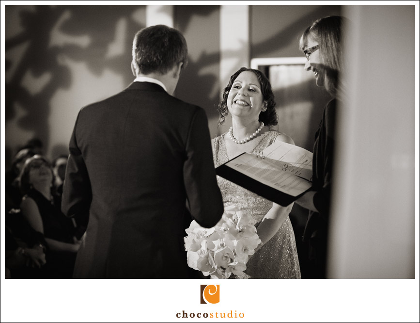 Emotional Moment during a Casa Real Ceremony