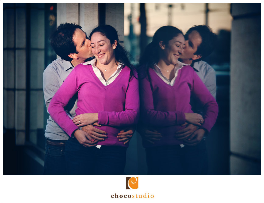 Embarcadero Engagement Session Reflection