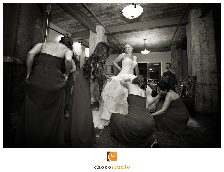 An Outdoor Summer Wedding at The Mountain Winery – Jennifer and Darwin