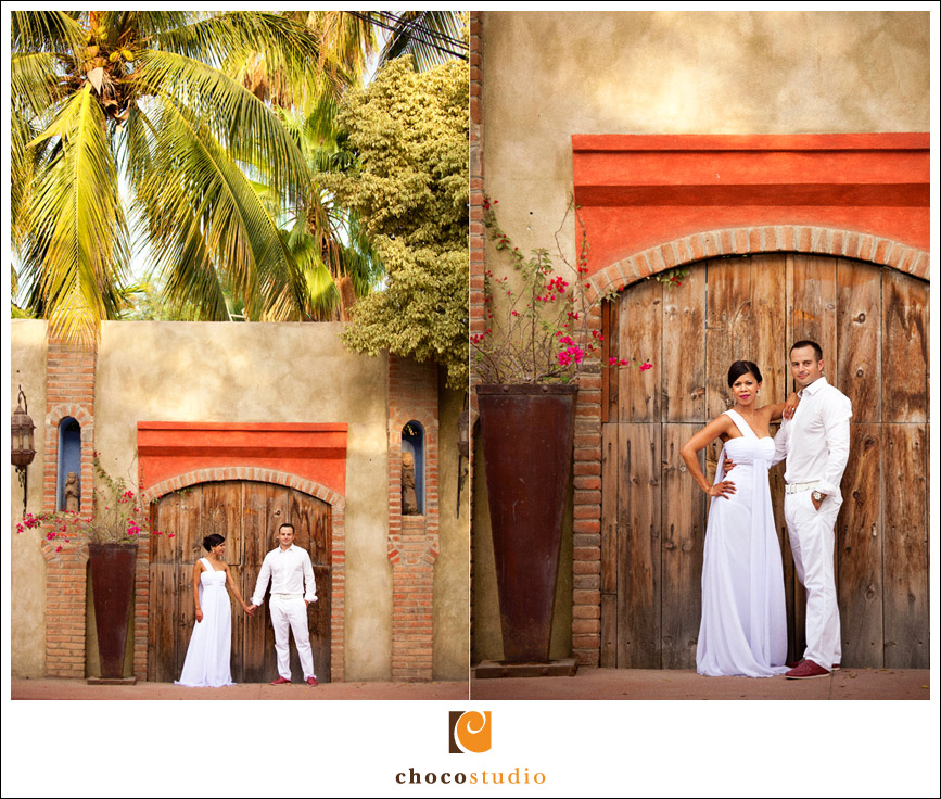 Cabo San Lucas Trash the Dress Session