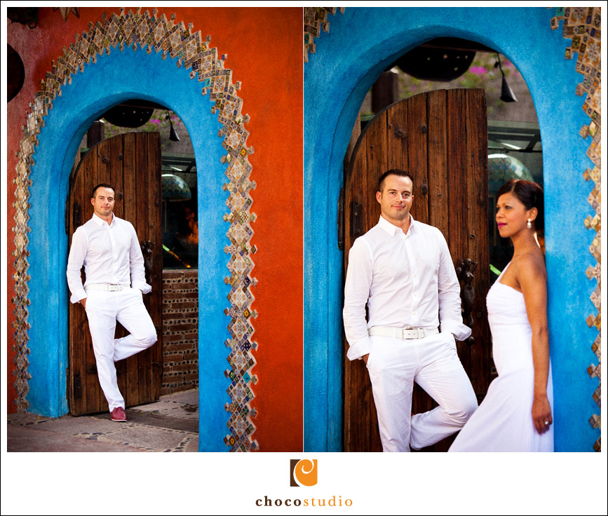 Cabo San Lucas portrait session