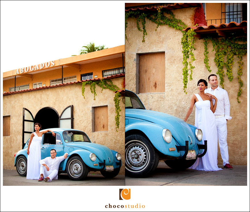 Editorial style wedding photography Cabo San Lucas