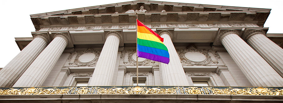 Gay Marriage San-Francisco Equality Love Wedding Photography