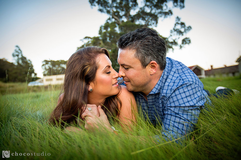 Cavallo Point Engagement Photos – Karina and Michael