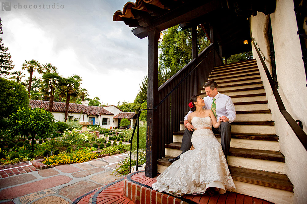 Peninsula wedding venues