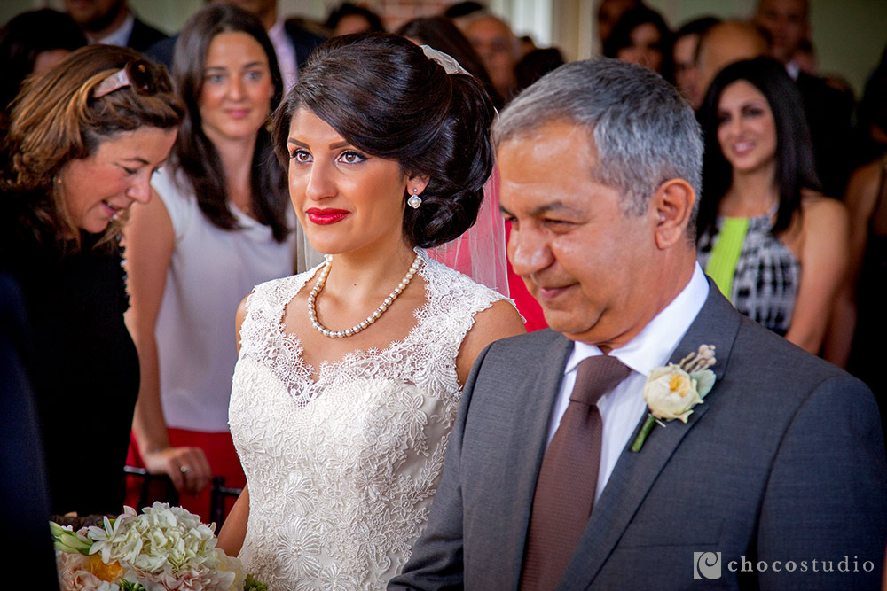 Father Daughter Persian Ceremony