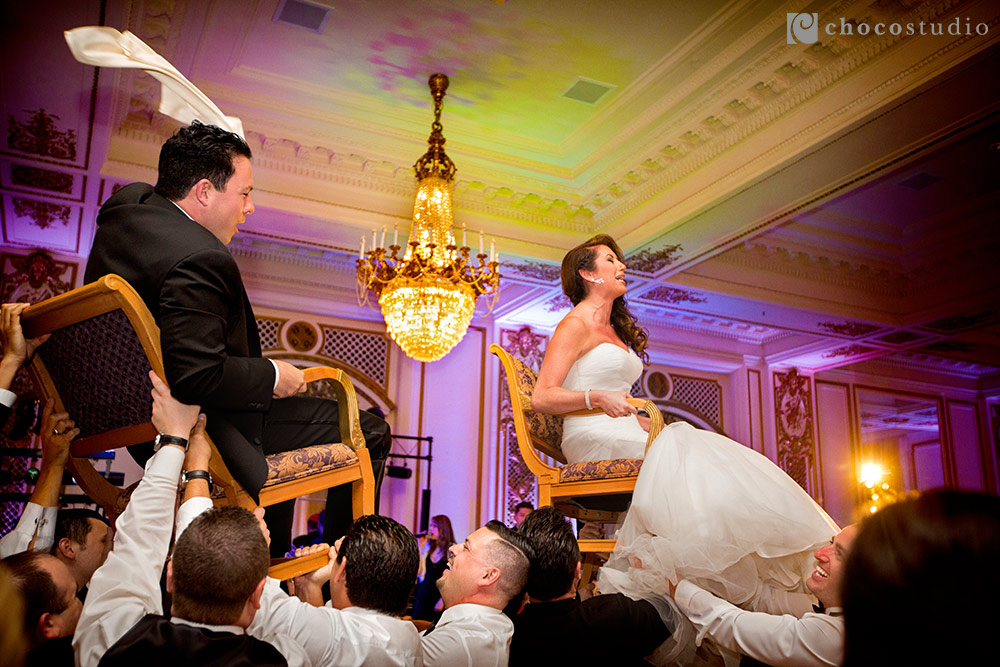 Horah Palace Hotel Wedding