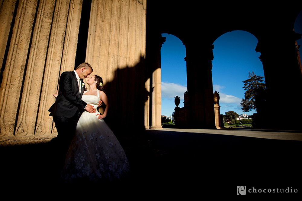 Palace Fine Arts Wedding Photos