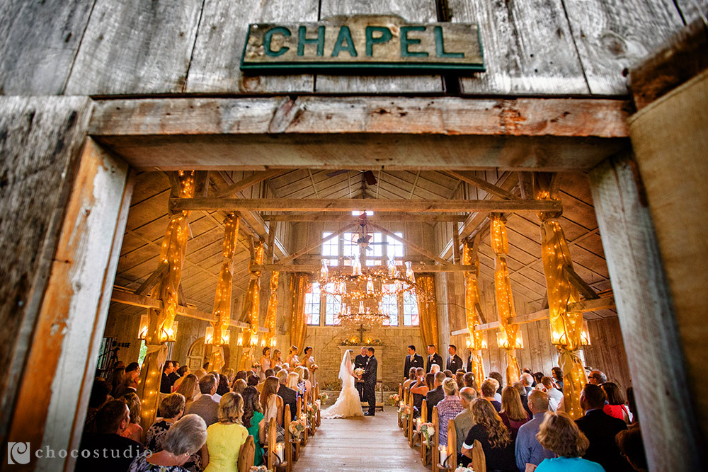 Union Hill Inn Chapel Ceremony