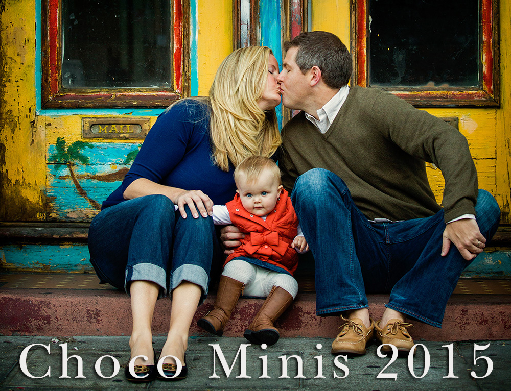 San Francisco San Mateo Choco Studio Mini Portrait Sessions
