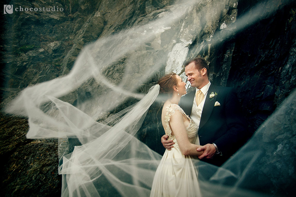 Wedding at the Green Gulch Farm and Zen Center: Ahna and Brad!