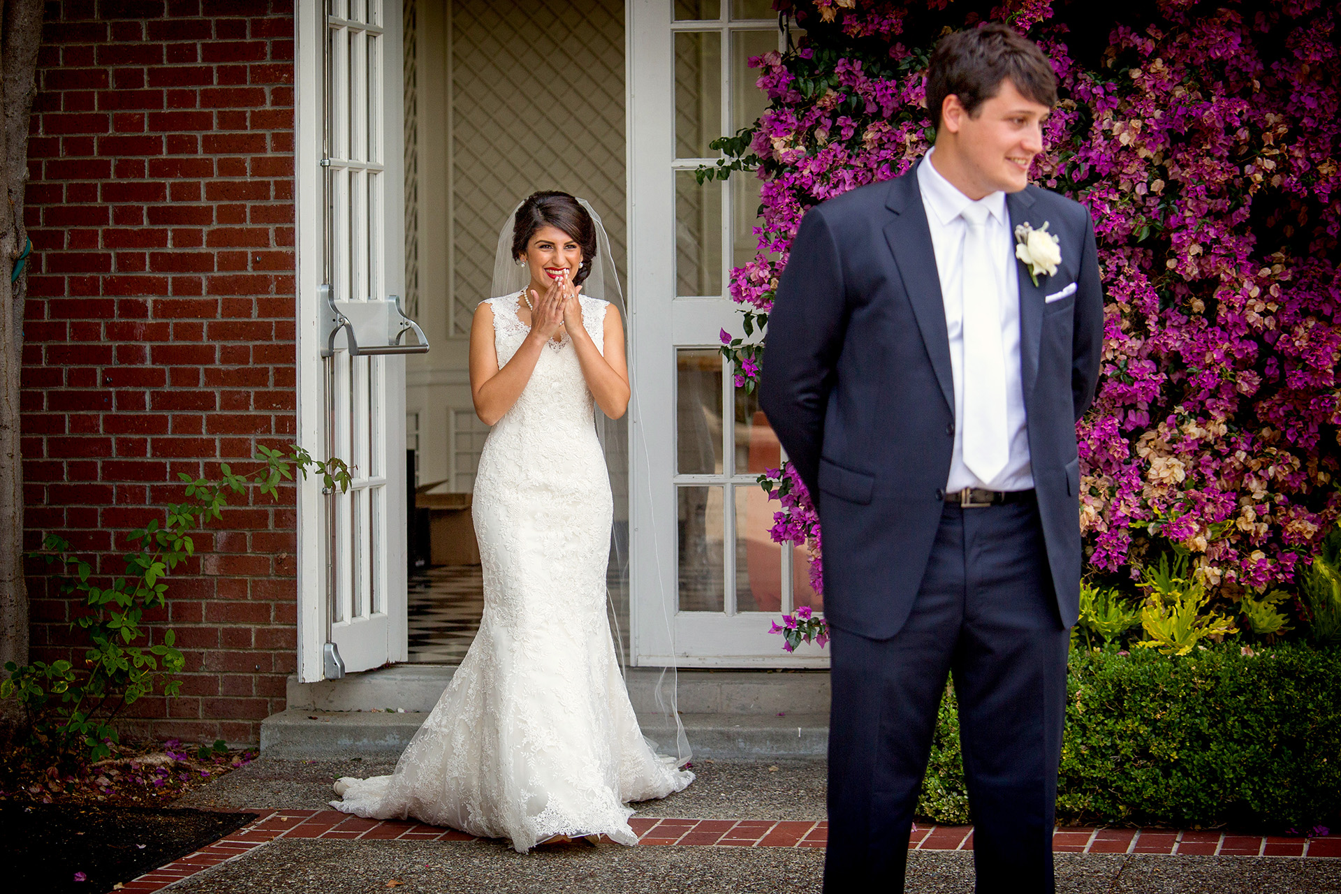 The First Look: Your Stress-Free Wedding (Part 2 of 4)
