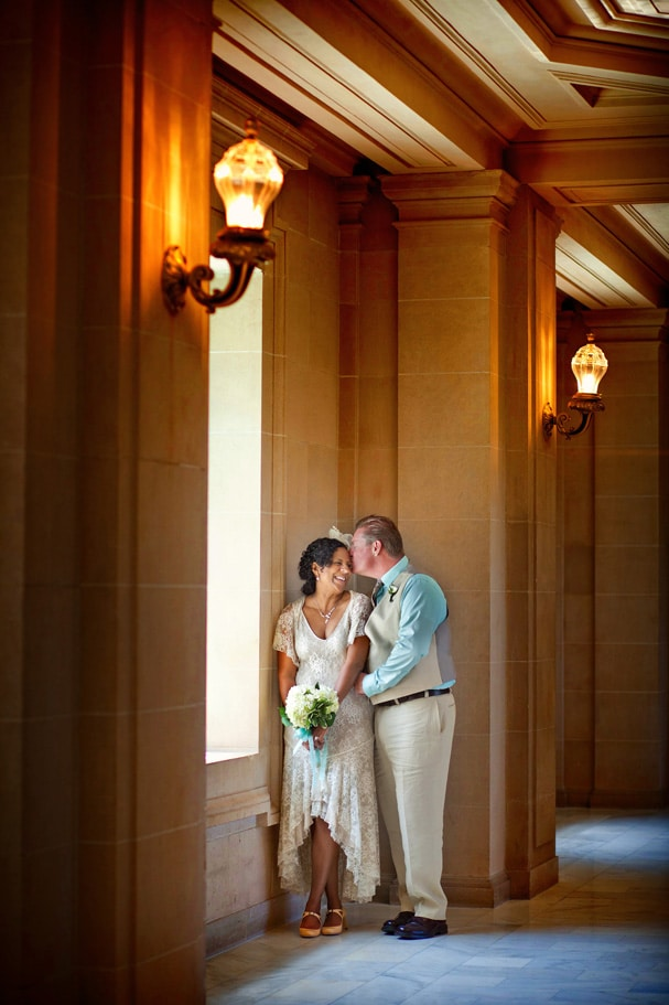 san francisco city hall elopement package