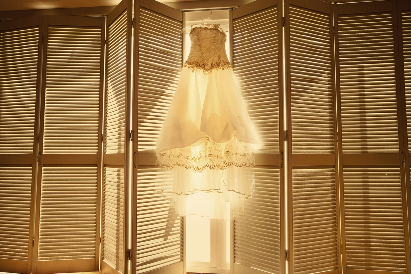 Oahu Destination Wedding Dress