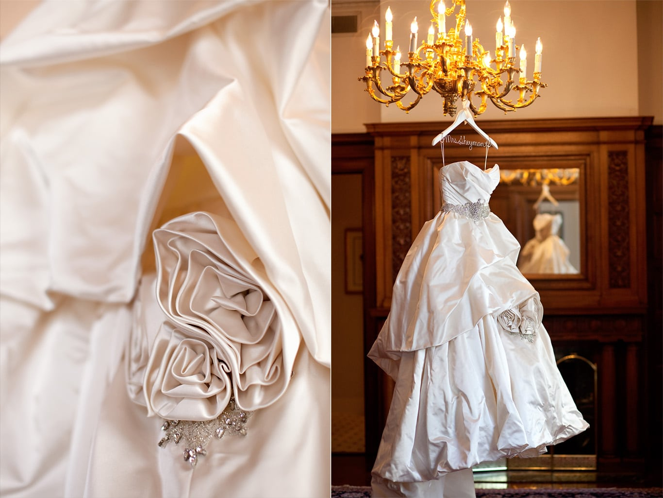 Palace Hotel Wedding Dress
