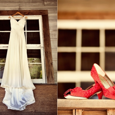 Radonich Ranch Los Gatos Wedding Details