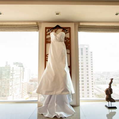 St Regis San Francisco Wedding Dress